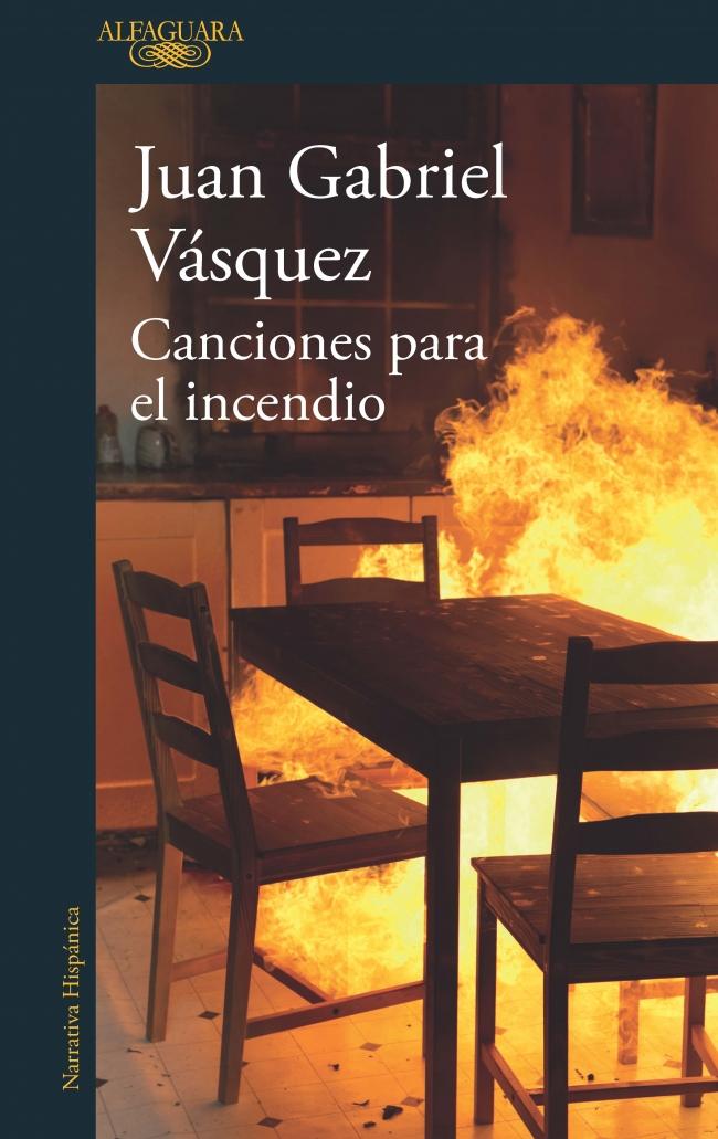 Canciones para el incendio