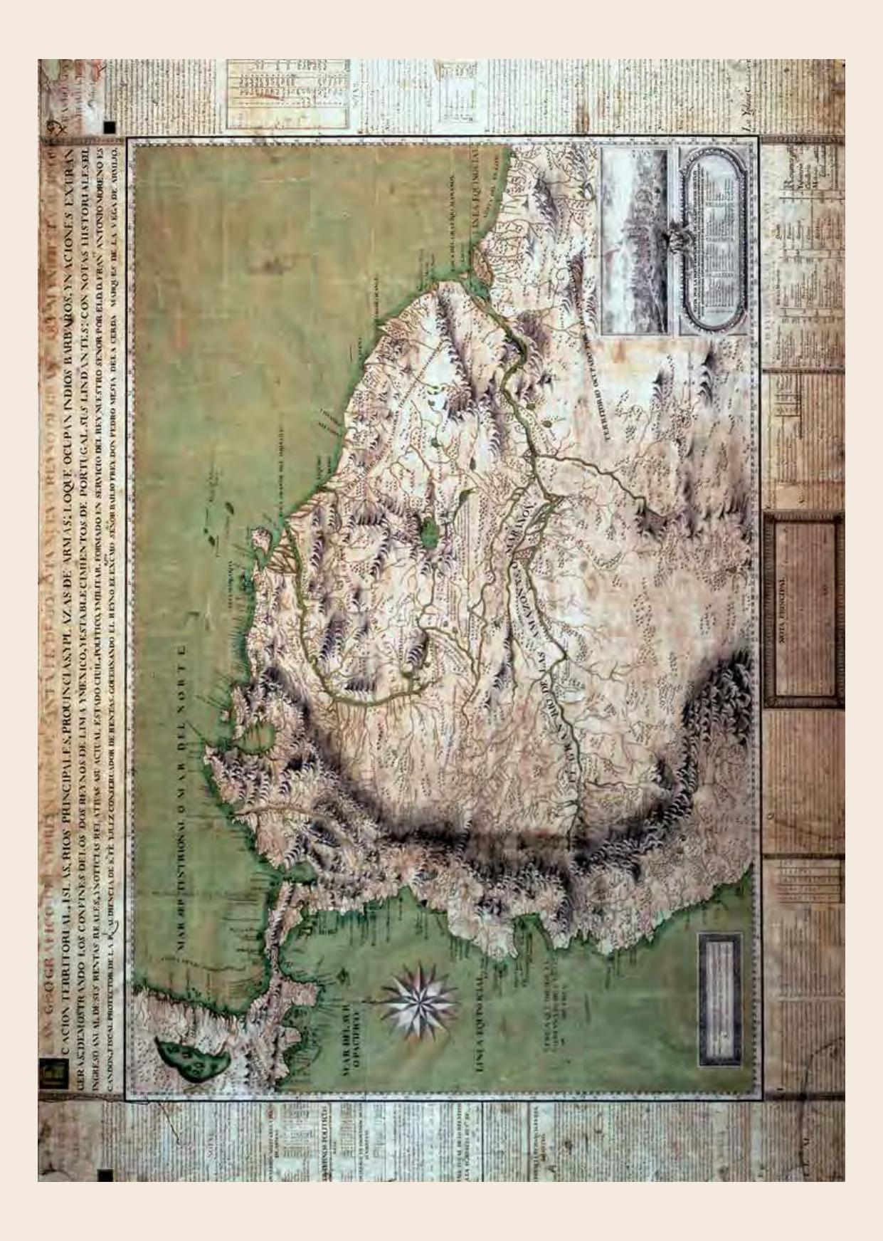 El plan geográfico