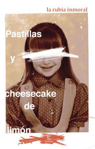 Pastillas y cheesecake