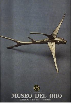 Portada Boletín Museo del Oro 22