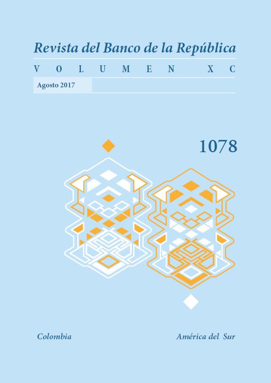 Revista Banco de la República Num 1078
