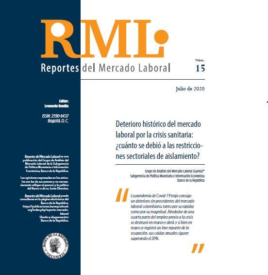 Reportes del Mercado Laboral 15