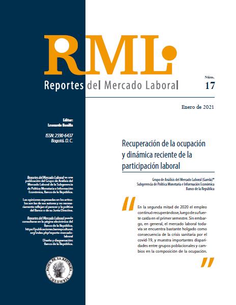 Reportes Mercado Laboral 2021