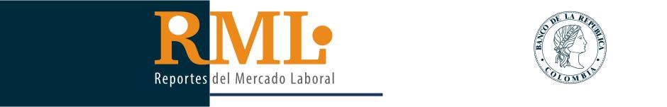 Reportes del mercado laboral